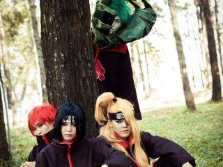 Akatsuki - Shounen Team Cosplay