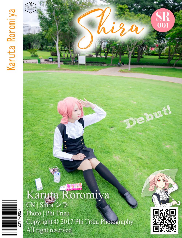 [Debut] Karuta Roromiya by Shira シラ