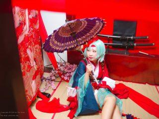 《阴阳师》Onmyoji - Kingyo Hime 金魚姫